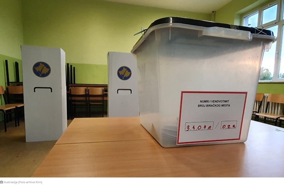 U nedostatku konsenzusa, datum izbora na KiM ostaje 17. oktobar