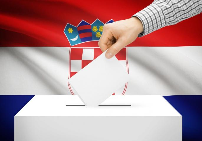 U Hrvatskoj u ponoć počinje izborna tišina