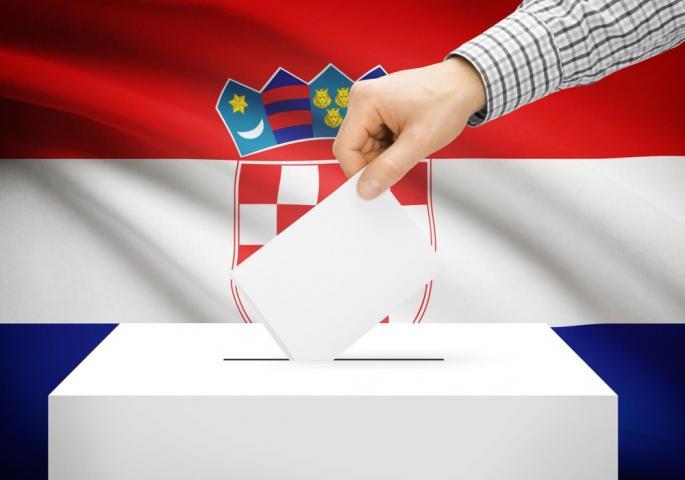 Zatvorena birališta u Hrvatskoj