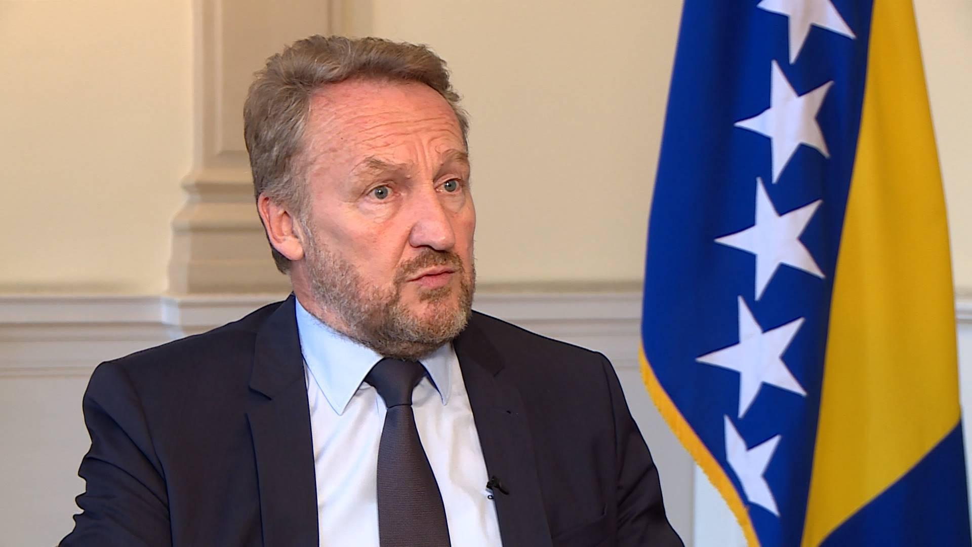 Ambasada Rusije i OEBS osudili Izetbegovićevu retoriku