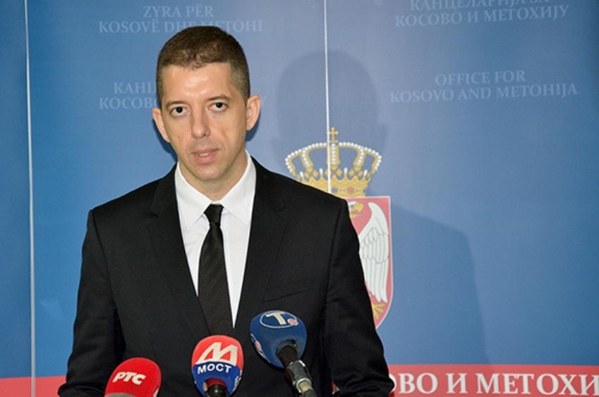 Đurić: Opasno je što u vreme pandemije u Prištini vlada politički haos