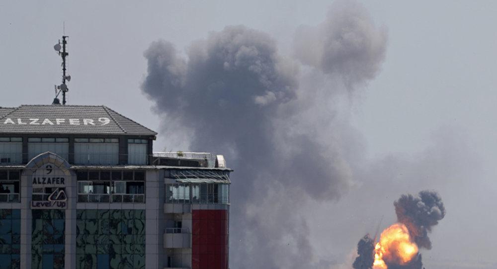 Izrael napao više 10 ciljeva u Gazi: Bombardovanje i dalje traje