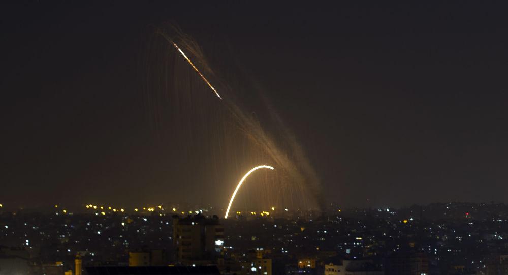 Izrael izveo vazdušne napade nakon raketiranja iz Gaze