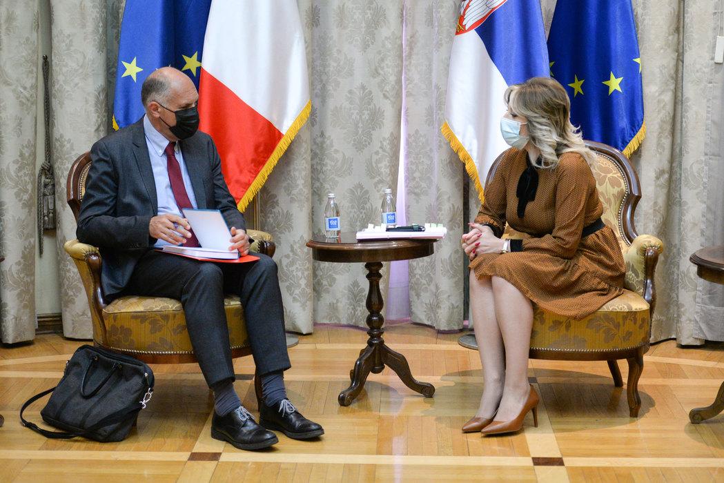 Joksimović: Podrška Francuske razvojne agencije zelenim investicijama