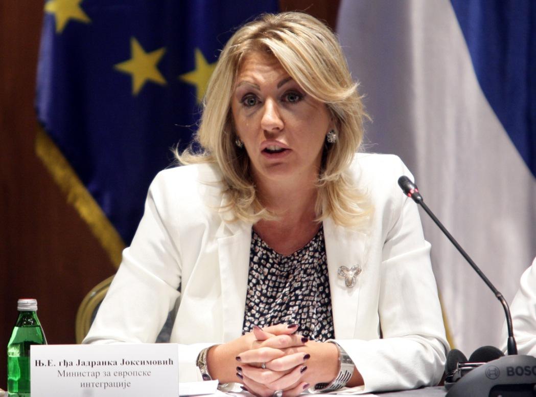 Joksimović: Borel donosi novu vizuru statusne neutralnosti EU