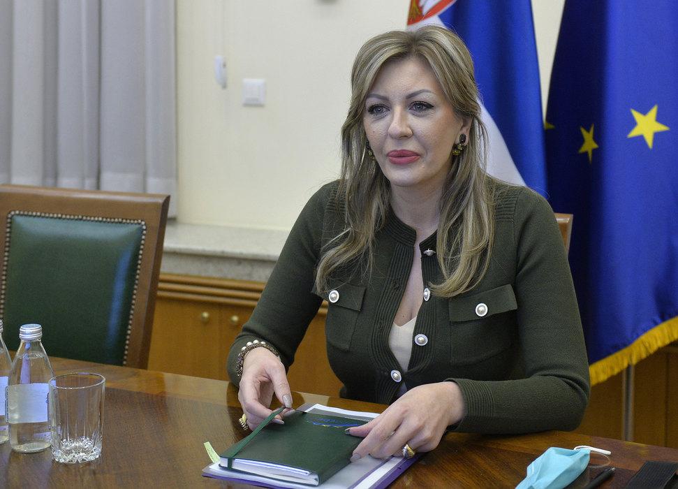 Joksimović: Srbija spremna za nastavak procesa evrointegracija