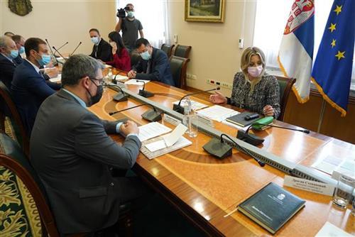 Sastanak Koordinacije za vođenje pregovora o pristupanju Evropskoj uniji