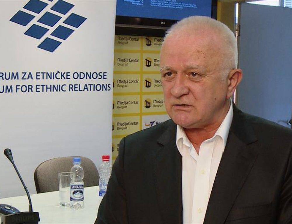 Janjić: U Briselu o metodologiji pregovora Beograda i Prištine
