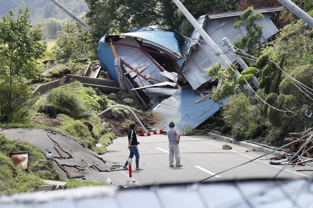Povređeno 26 osoba u zemljotresu u Japanu
