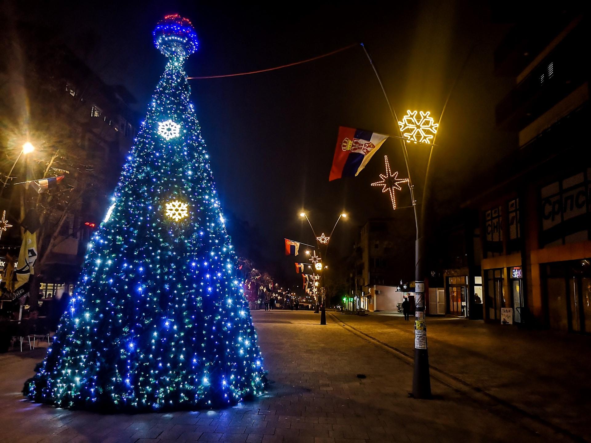 Bez organizovanog dočeka Nove godine u Kosovskoj Mitrovici