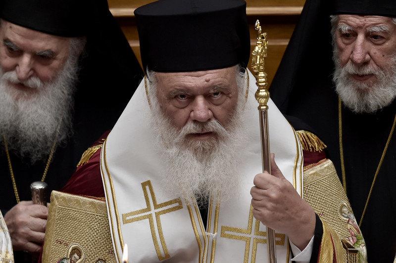Vučić sa poglavarom grčke crkve Jeronimom II