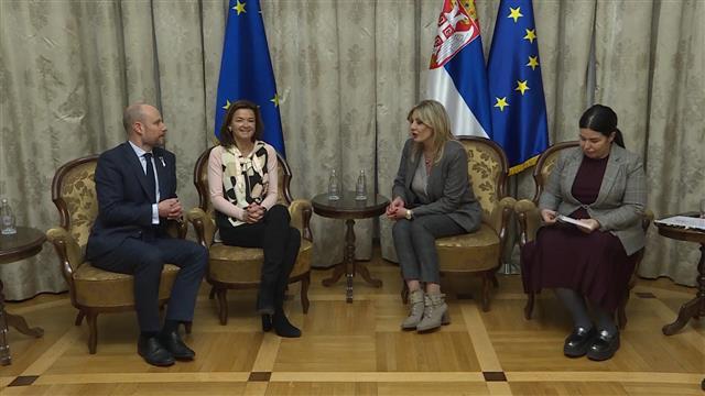 Joksimović i EP o ciljevima međupartijskog dijaloga