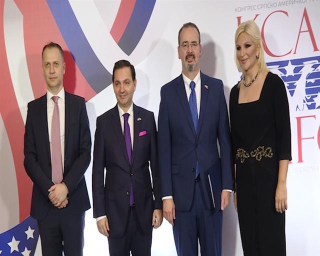 Dve godine Kongresa srpsko-američkog prijateljstva