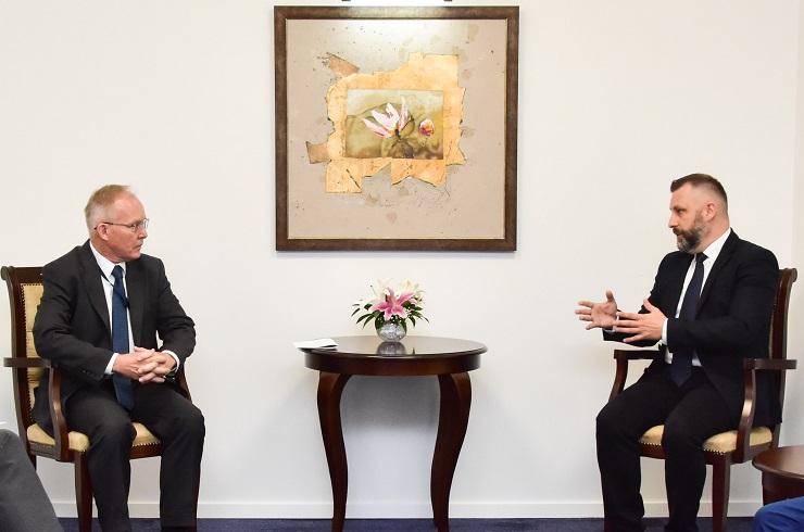 Jevtić i Bratu o potrebi većeg angažovanja institucija u sprečavanju incidenata