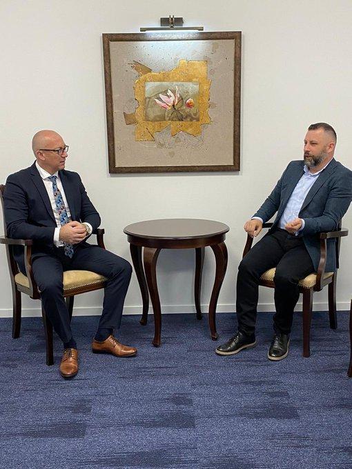 Jevtić i Rakić o obezbeđivanju boljih uslova za povratak raseljenih