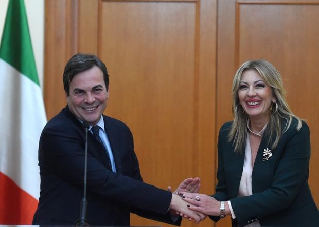 Italija se zalaže da Srbija što pre postane deo EU