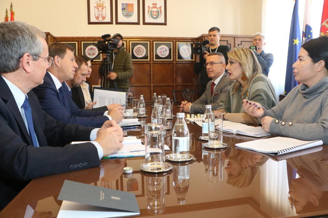 Slovenija podržava politiku proširenja i evrointegracija Srbije
