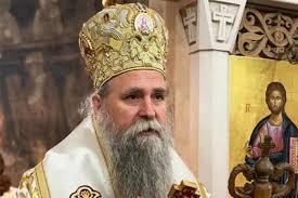 Episkop Joanikije postavljen za administratora Mitropolije