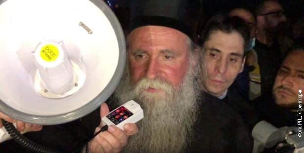 Crna Gora: Joanikije i sveštenici u sudnici 19. juna