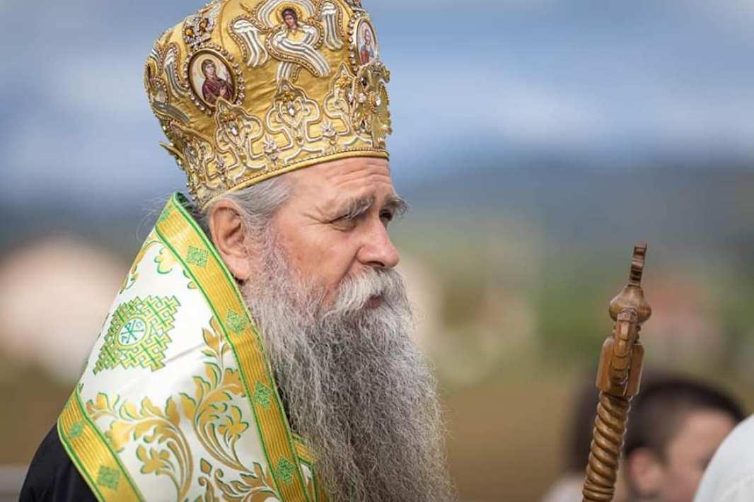 Vladika Joanikije: Veliki ispit za naš narod i crkvu