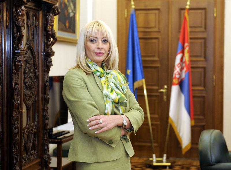 Jasna politička volja Vlade Srbije za borbu protiv korupcije