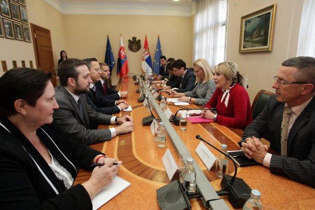 Puna podrška evropskom putu Srbije