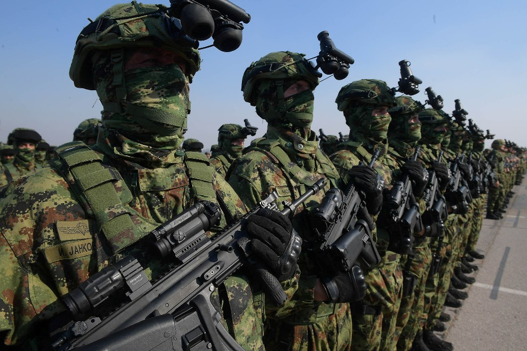 Vojska Srbije oprema se po najvišim svetskim standardima