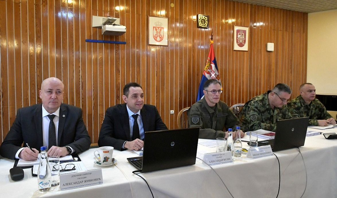Ministarstvo: Vojska ojačala svoje kapacitete