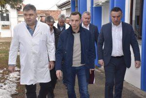 Jović: Obezbeđena sredstva za gradnju bolnice u Gračanici