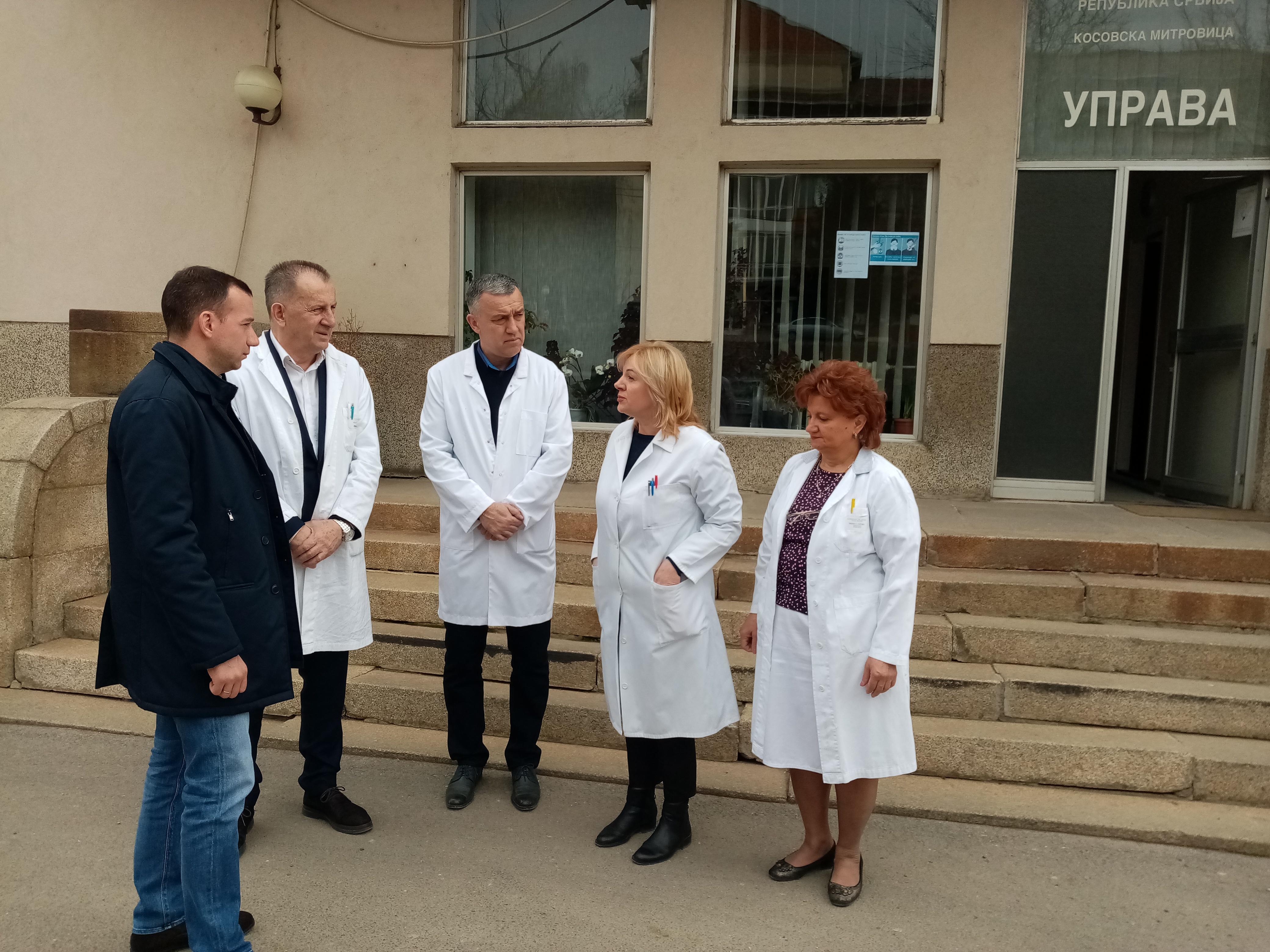 Srpske zdravstvene ustanove na KiM spremne za izazove