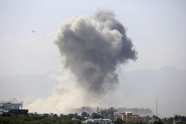 Dvostruki vazdušni napad u Avganistanu, ubijeno 12 civila