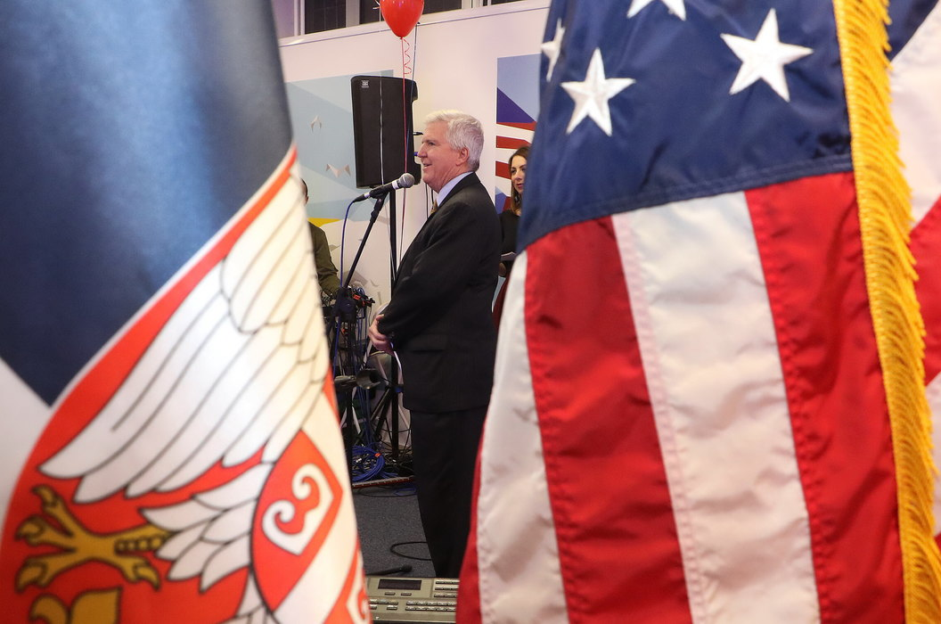 Amerika prijatelj i saputnik Srbije na putu ka Evropskoj uniji