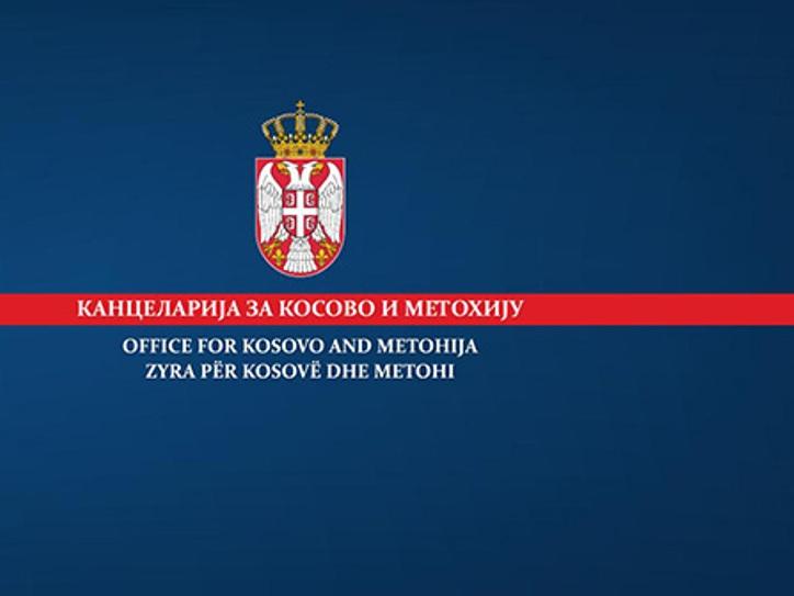 Ispisivanje parola UČK je otvorena pretnja Srbima
