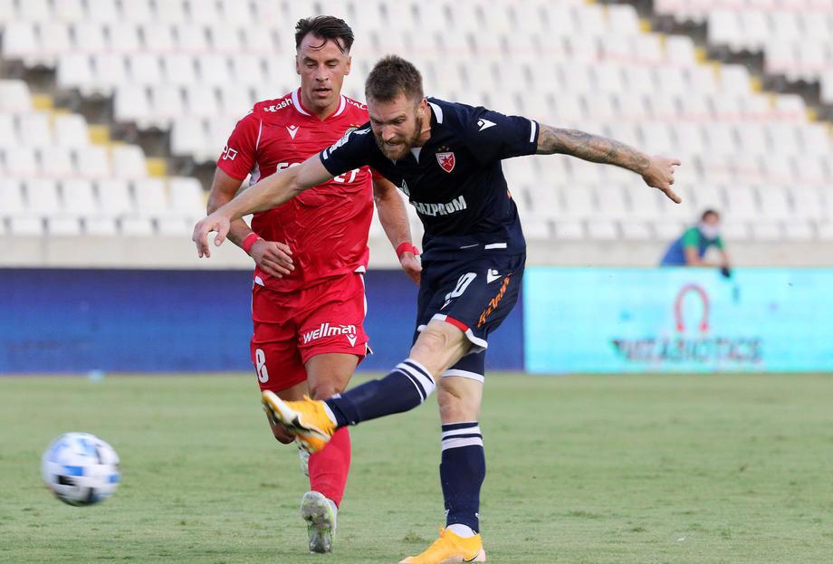Zvezda eliminisana iz Lige šampiona od Omonije na penale