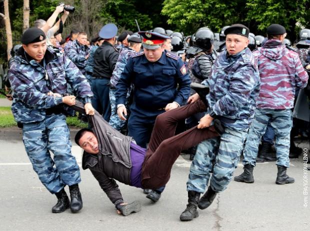 Izbori u Kazahstanu, hapšenja u Nursultanu i Almatiju