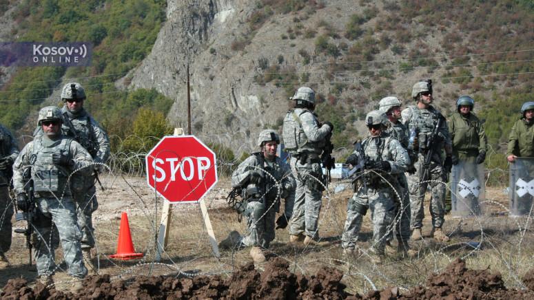 Američki vojnik poginuo u incidentu kod Vučitrna
