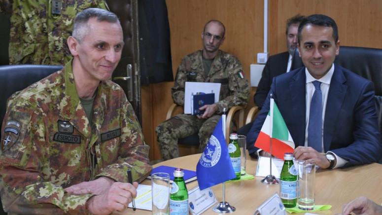 Komandant Kfora i italijanski ministar razgovarali o situaciji na Zapadnom Balkanu