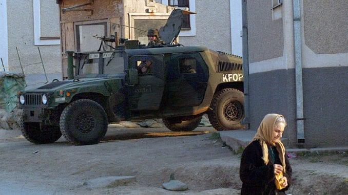 Ukrajinski vojni kontingent stigao na Kosovo i Metohiju