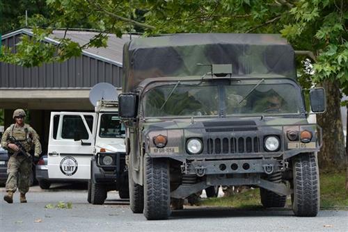 Kfor i kosovska policija u zajedničkoj patroli u Kamenici