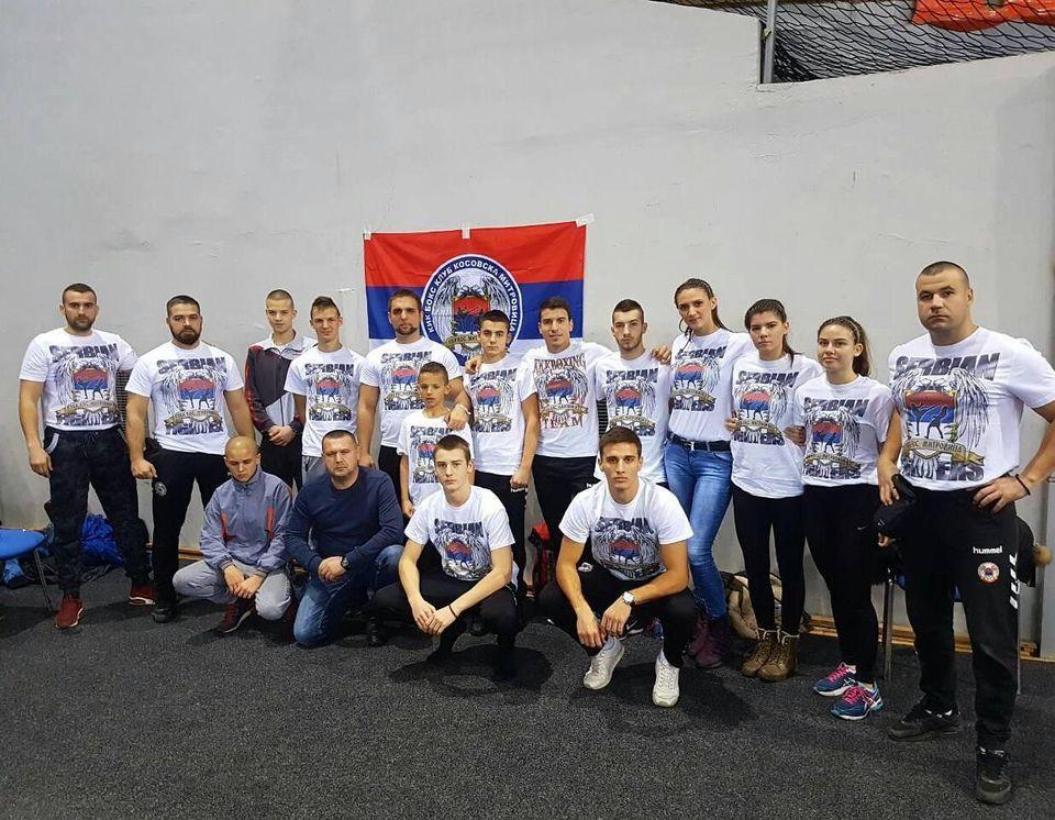 Mladi kikbokseri Kosovske Mitrovice - trenirati, raditi i izboriti se za što više medalja