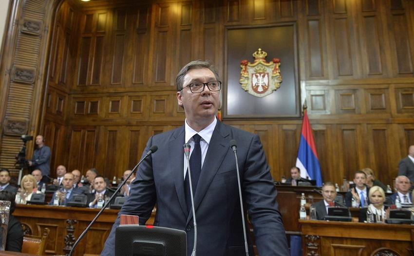 Sednica o Kosovu i Metohiji; Vučić: Vreme da biramo između slatkih laži i gorke istine