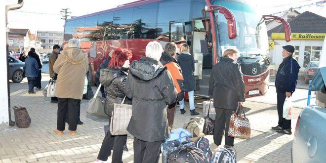 Agencija Kimko ponovo vozi na relaciji Gračanica-Beograd-Gračanica