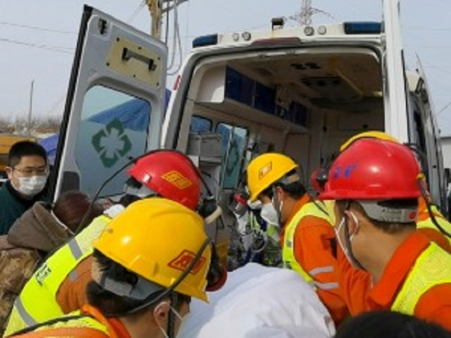 Kina: Spasioci izvukli 11 rudara posle 14 dana pod zemljom
