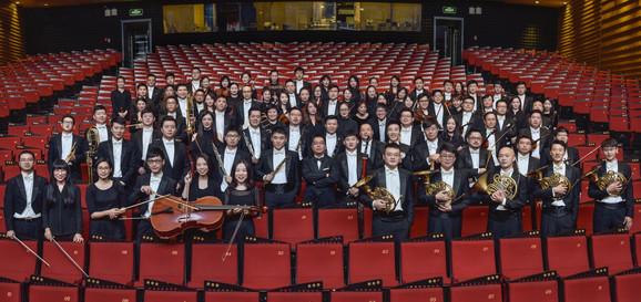 Kineska filharmonija održala prvi put koncert u Beogradu