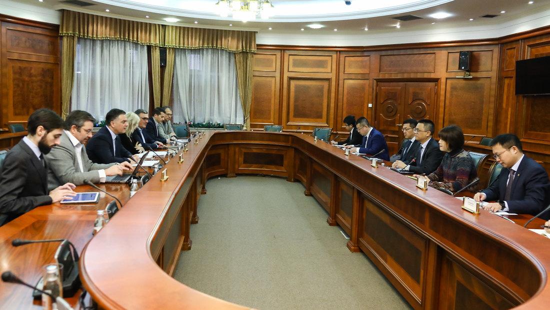 Kinezi zainteresovani za gradnju koridora Vožd Karađorđe