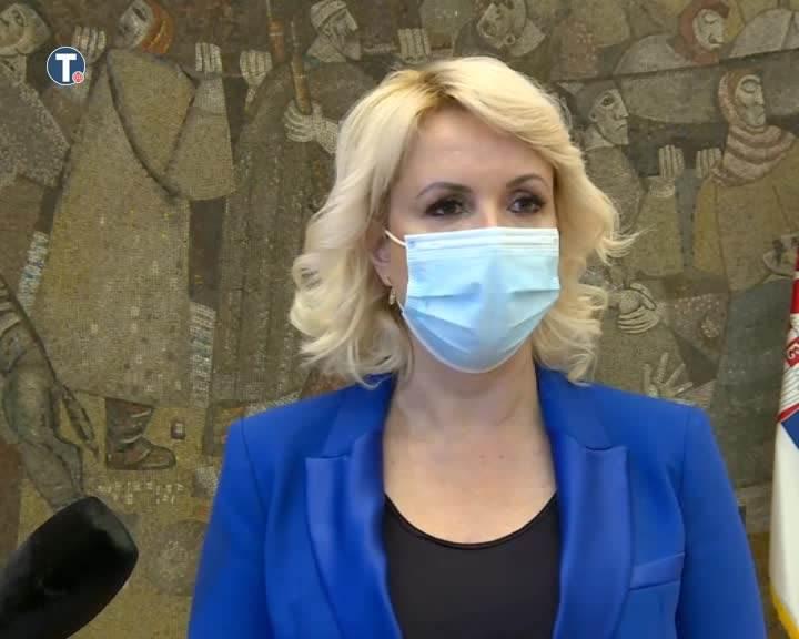 Kisić: Na bolničkom lečenju trenutno 530 pacijenata