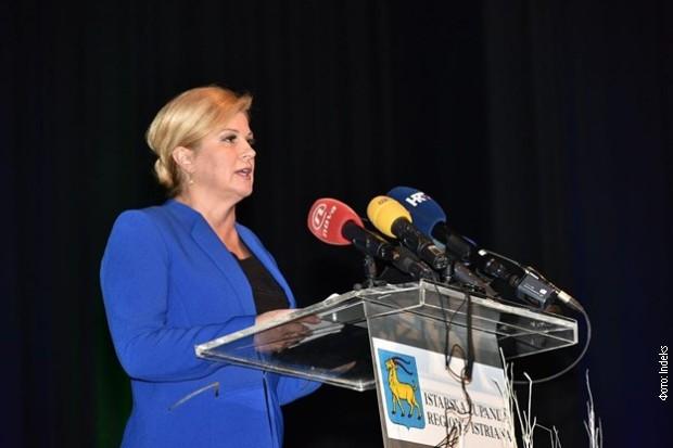 Kitarović neguje politiku blisku ekstremnom nacionalizmu