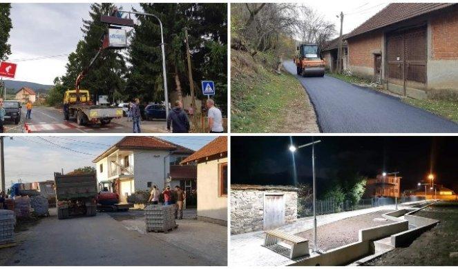 BUDŽET SKROMAN, ALI SE ULAŽE! Opština Klokot realizovala mnogo projekata