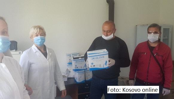 Klokot: Izvršena redovna dezinfekcija i podela zaštitnog medicinskog materijala