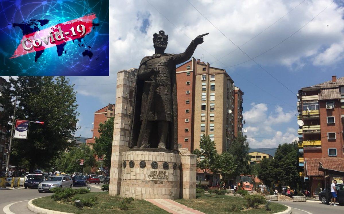 Dvoje novoobolelih u srpskim sredinama na KiM